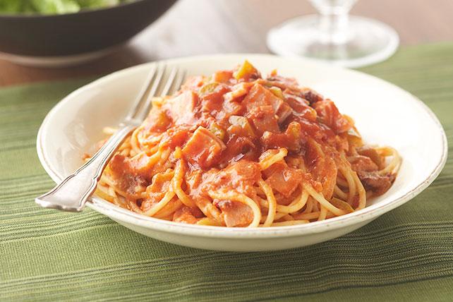 Tomato-Chipotle Pasta Image 1