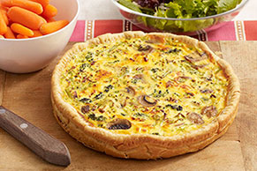 VELVEETA® Egg and Veggie Bake