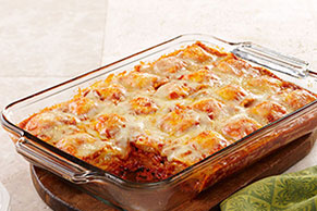 Baked Ravioli for Weeknights