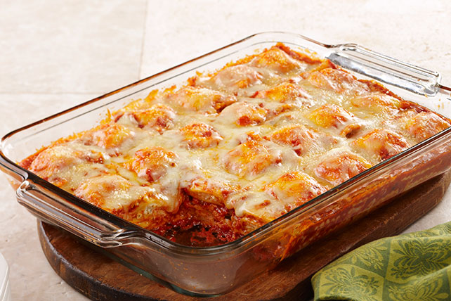 Baked Ravioli for Weeknights Image 1