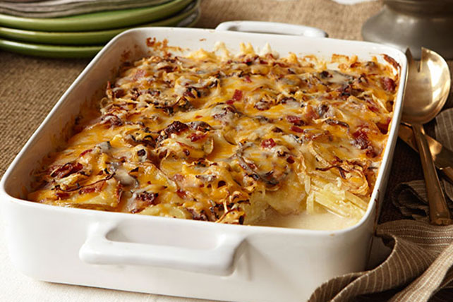 Simple Scalloped Potatoes Image 1
