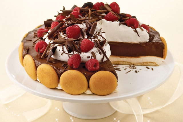 Chocolate Mousse Torte Image 1
