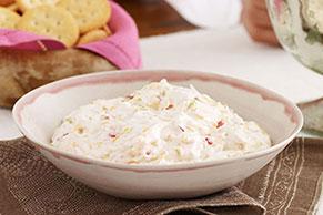 Creamy Bacon-Cheddar Dip