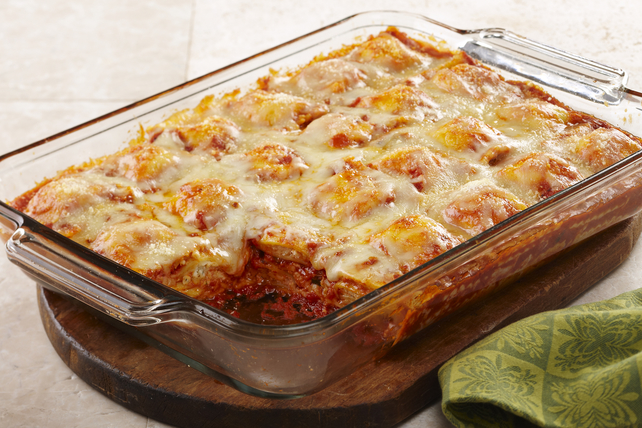 Weeknight Ravioli Bake Image 1