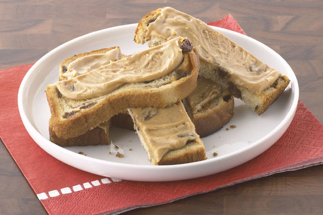 Cinnamon Raisin Toast Image 1