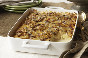 Crowd-Pleasing Scalloped Potatoes