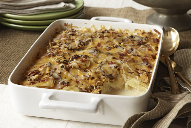 Crowd-Pleasing Scalloped Potatoes Image 1