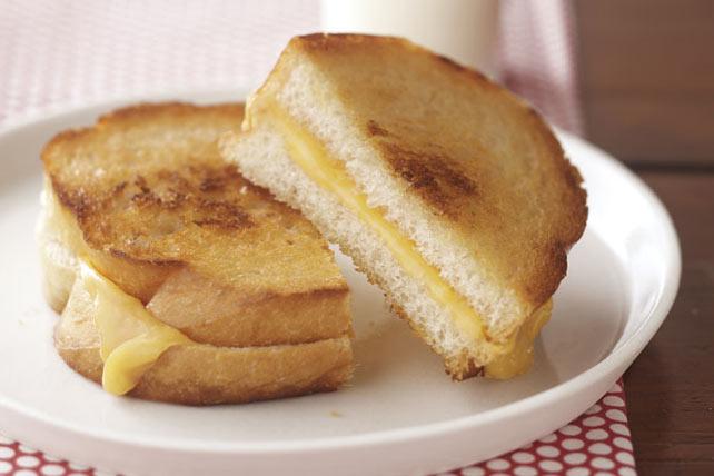 Sandwichs au fromage fondant de Kelley Image 1