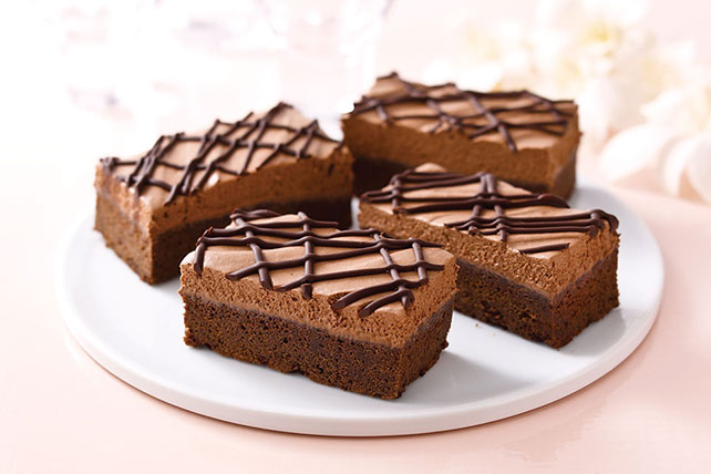 BAKER'S Mousse Bars