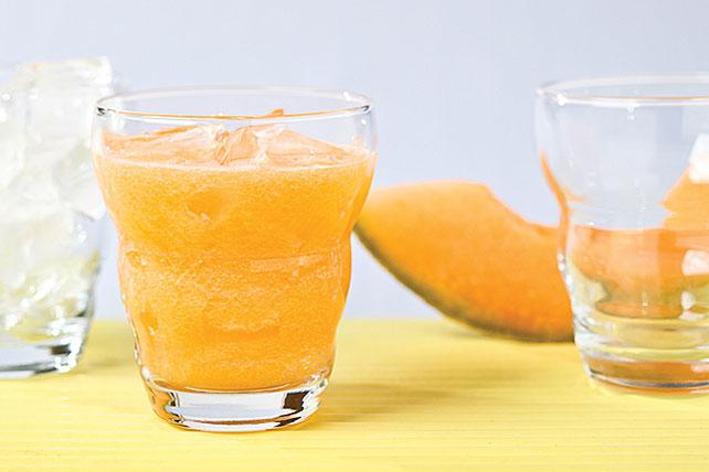 Agua fresca de melón y naranja Image 1