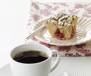 Fruit-Filled Coffee Cake