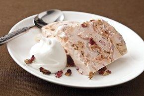 Cherry-Rose Ice Cream