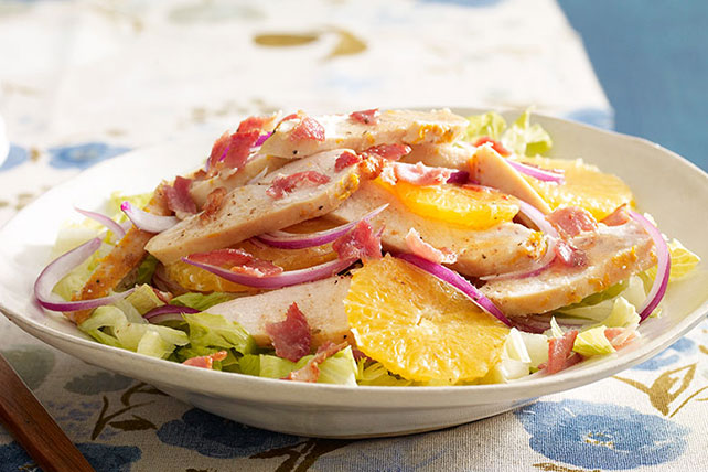 Honey-Glazed Chicken Salad Image 1