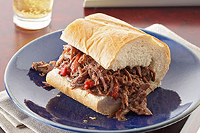 Italian Beef Recipe for Sandwiches
