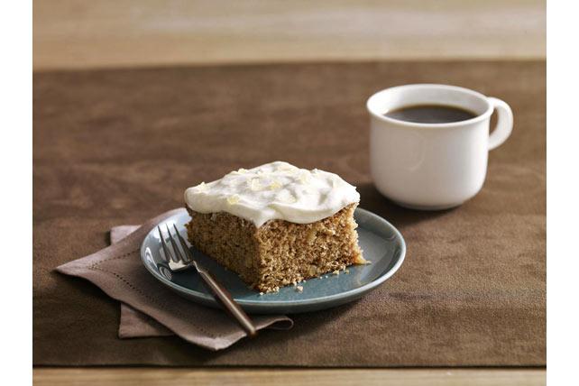 Gâteau au gingembre et à la compote de pommes Image 1