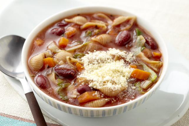Vegetable Minestrone Image 1