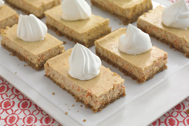 carrot-cheesecake-bars-115437 Image 1