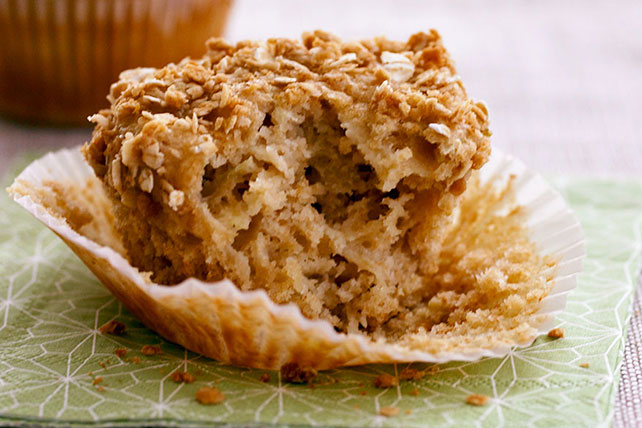 Apple Crumble Muffins Image 1