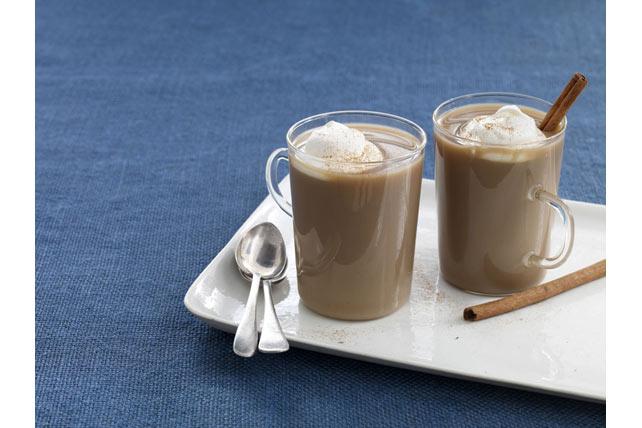 Café au lait à la vanille épicé Image 1
