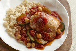 Chicken & Chickpea Tagine