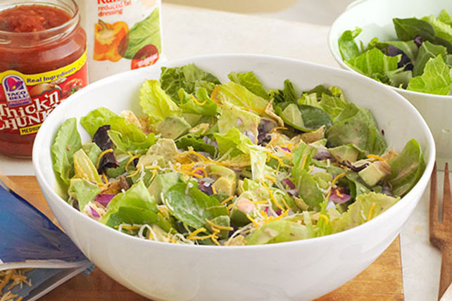 Tex-Mex Chopped Salad Image 1