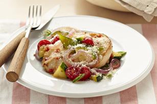 Sizzling Chicken & Veggie Skillet