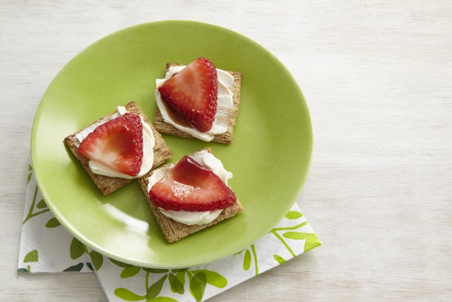 Strawberry-Balsamic Delight Image 1