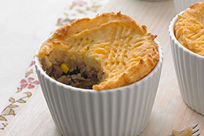 Crisscross Shepherd's Pie