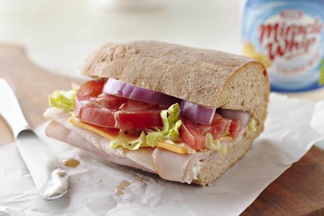 Italian Sub Sandwich Image 1