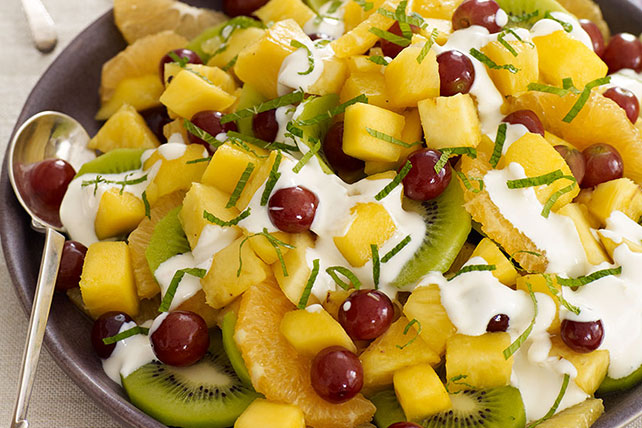 Fabulous Tropical Fruit Salad Image 1
