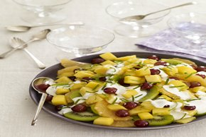 Fabulous Tropical Fruit Salad