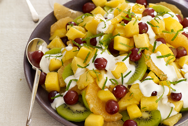 Fabulous Tropical Fruit Salad Recipe - Kraft Recipes