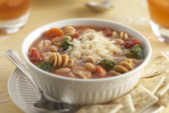 Minestrone in Minutes Image 1