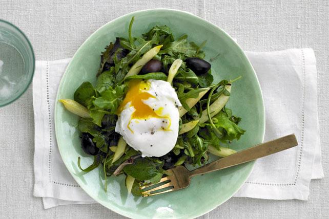 Salade aux fines herbes à la française Image 1
