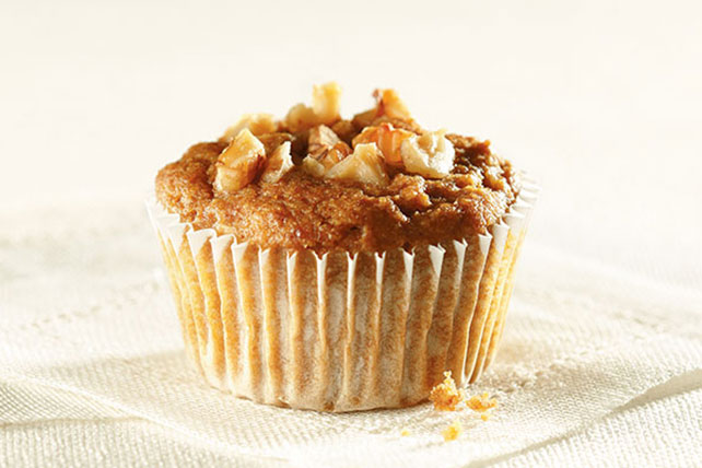 Banana-Nut Muffin Recipe Image 1