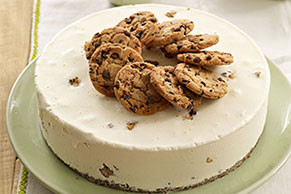 Cookies and Ice Cream Cheesecake