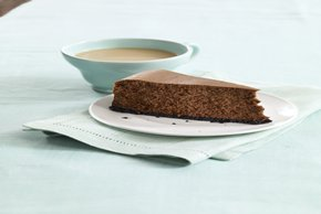 Ancho-Chocolate Cheesecake