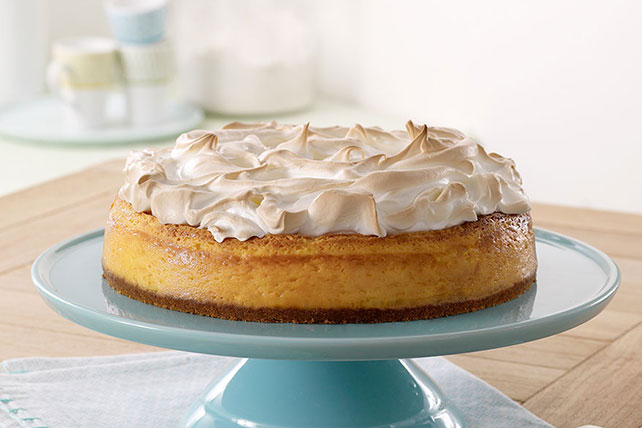 Lemon Meringue Cheesecake Image 1