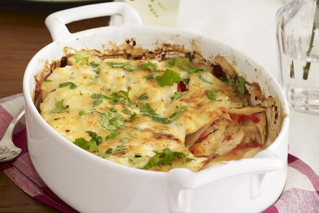 Fish and Vegetable Casserole Image 1