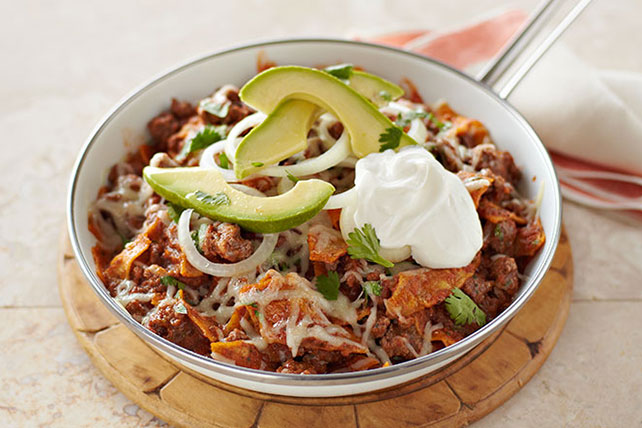 Beef Chilaquiles Image 1