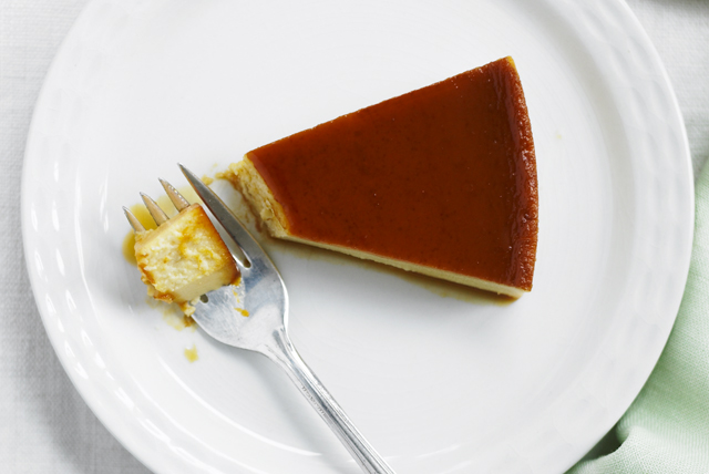 Very Vanilla Cream Cheese Flan Image 1