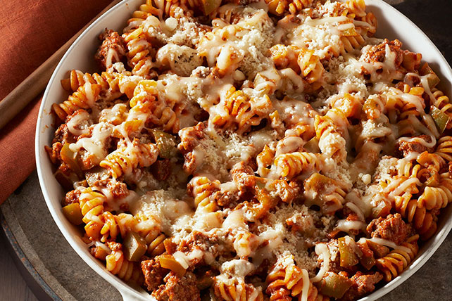 Special Weeknight Pasta Skillet My Food And Family