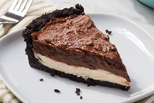 Chocolate-Caramel Cream Pie - Kraft Recipes