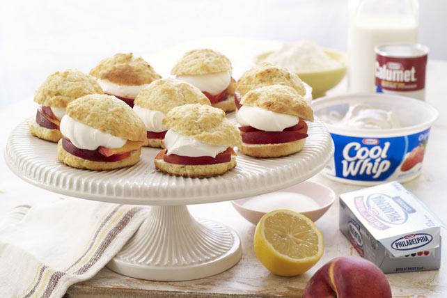 Peach Shortcakes Image 1
