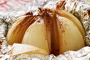 Grilled Onion Blossom