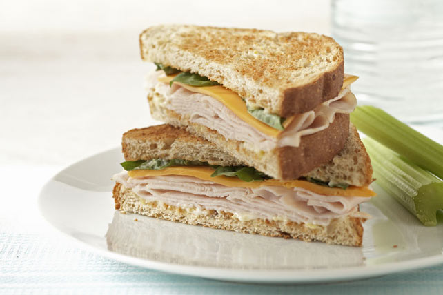 California Turkey Sandwich Image 1