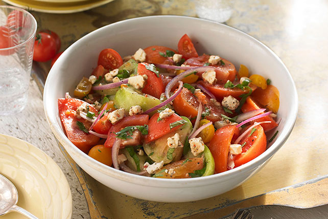 Heirloom Tomato Salad Image 1