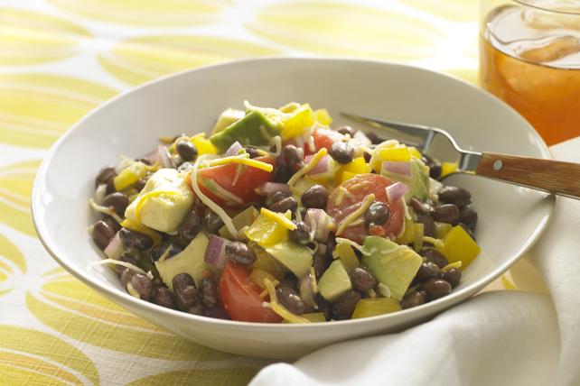 Salsa mexicaine aux légumes hachés Image 1