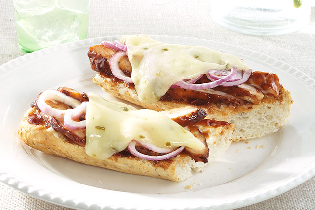 BBQ Chicken Melt Image 1