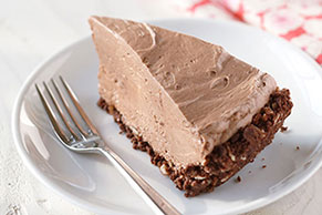 Prizewinning Chocolate Cheesecake